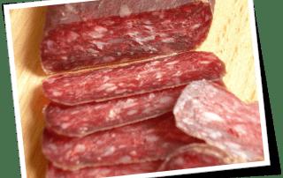 Болгарская вяленая колбаса