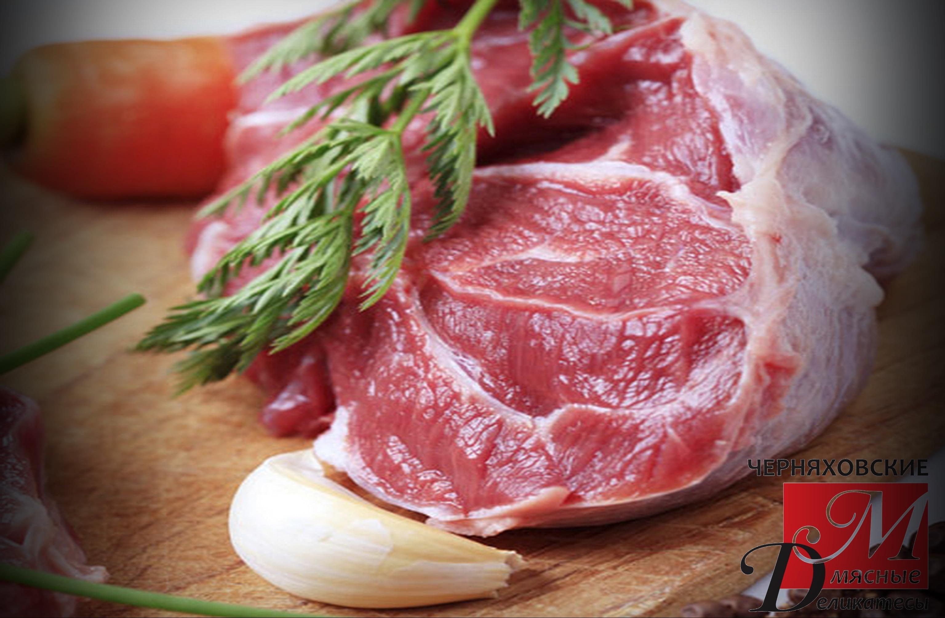 Голень говяжья, свойства.